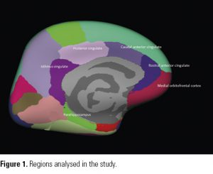 Figure 1. Regions analysed in the study.